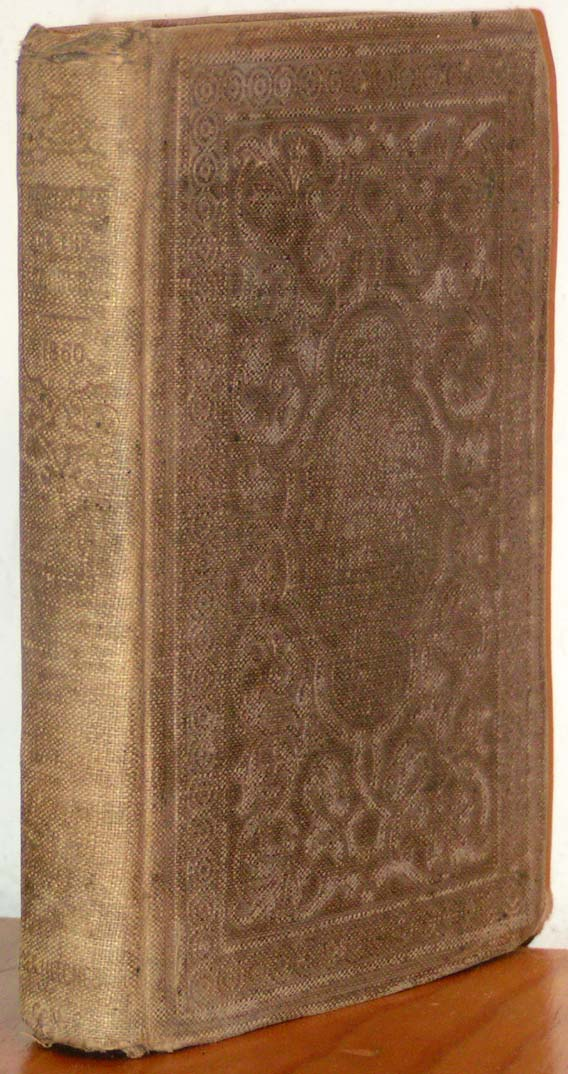 Image for Discipline, 1860  The Doctrines and Discipline of the Methodist Episc