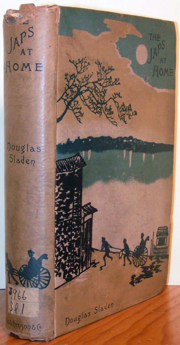 Image for The Japs at Home.  By Douglas Sladen. With Numerous Illustrations. Third Edition.